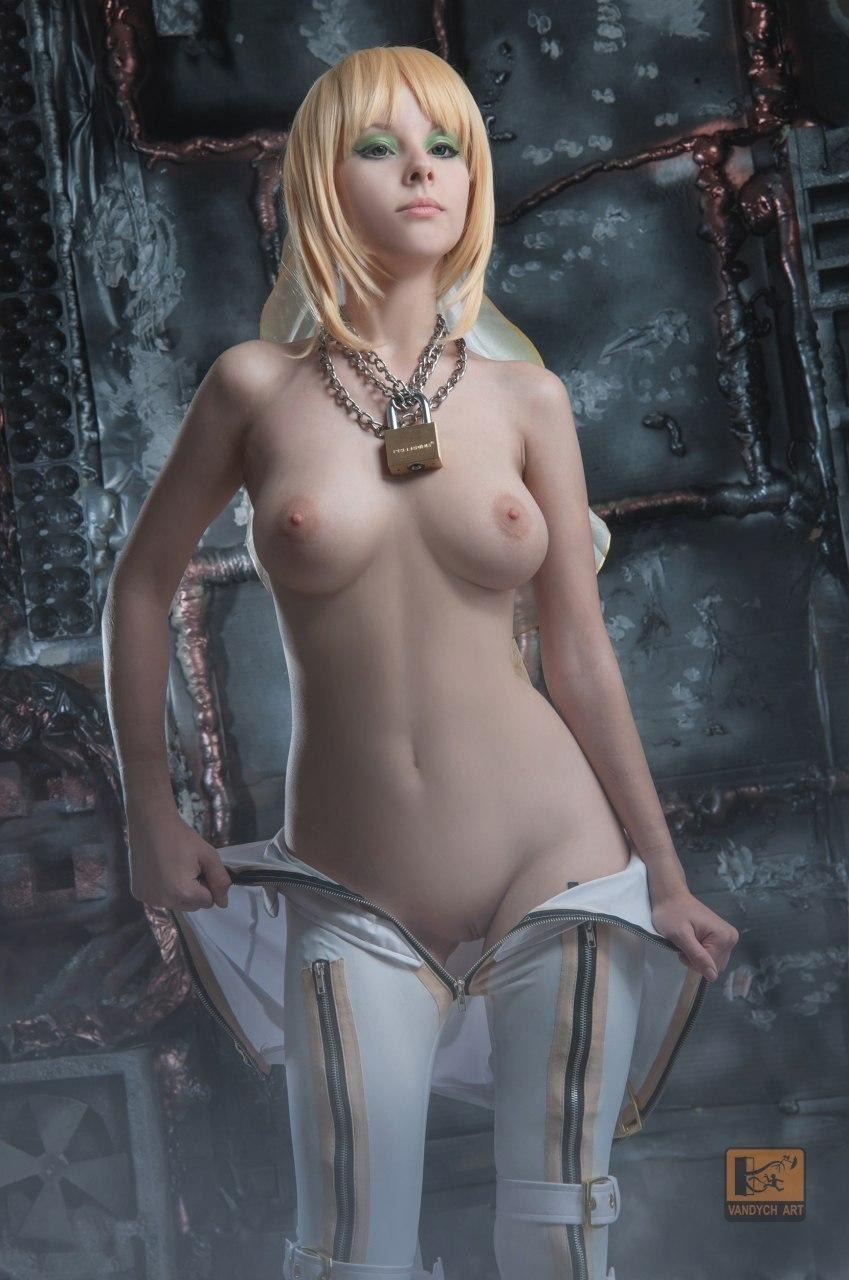 Valentine naked von Helly von