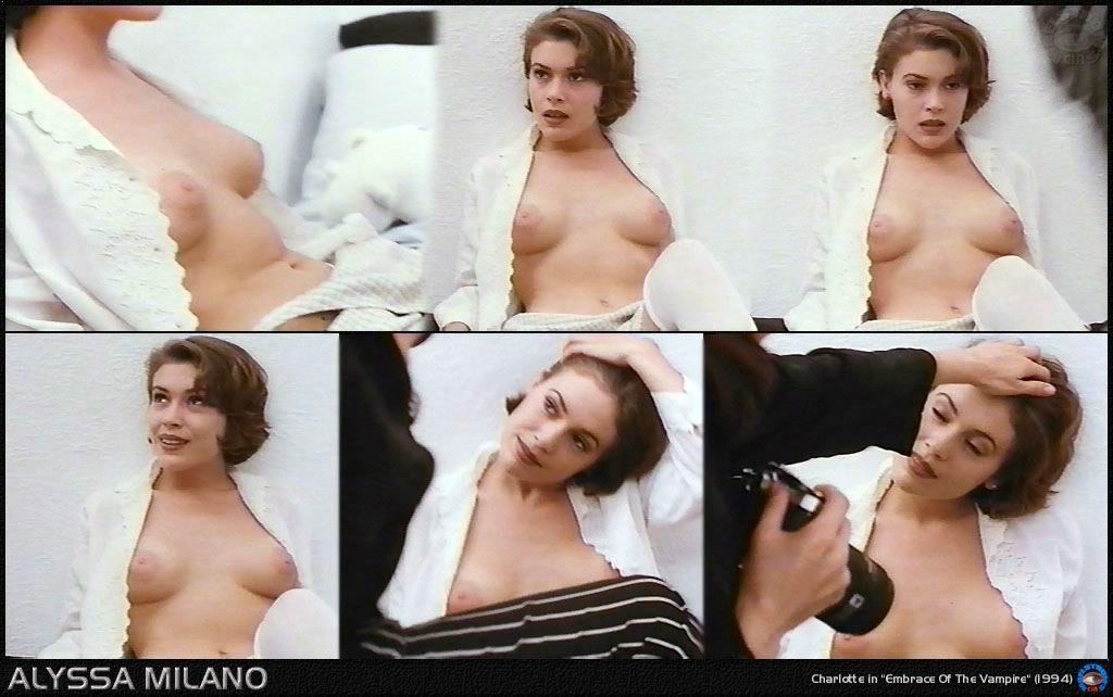 Alyssa Milano Nude Part Fucking Photos Full HD