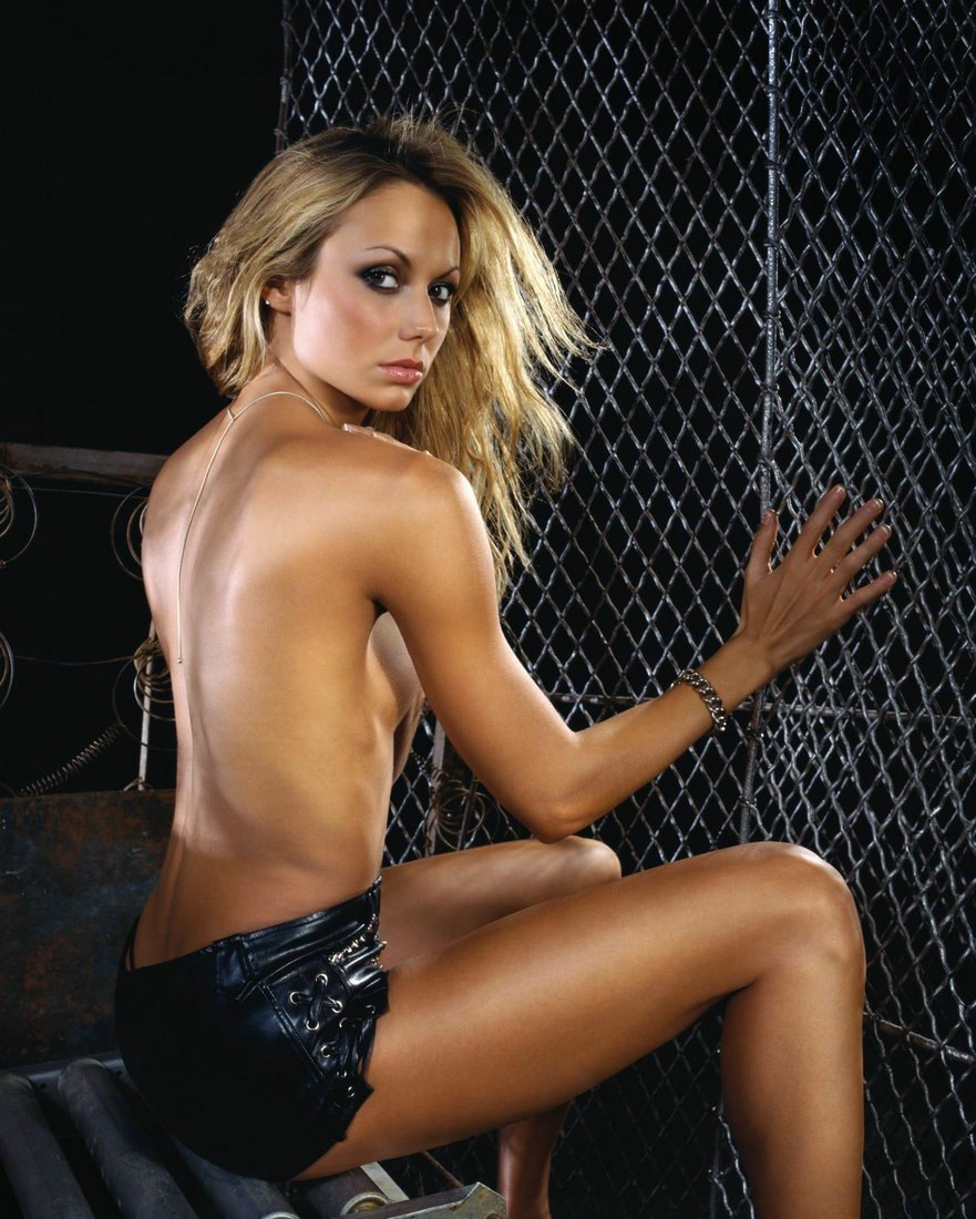 Hot porno pics of wwe diva stacy keibler nude